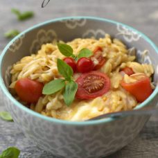 Orzo Risotto Style by Fishly news on Audrey's
