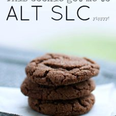 Mexican Hot Chocolate Cookie - Audrey's