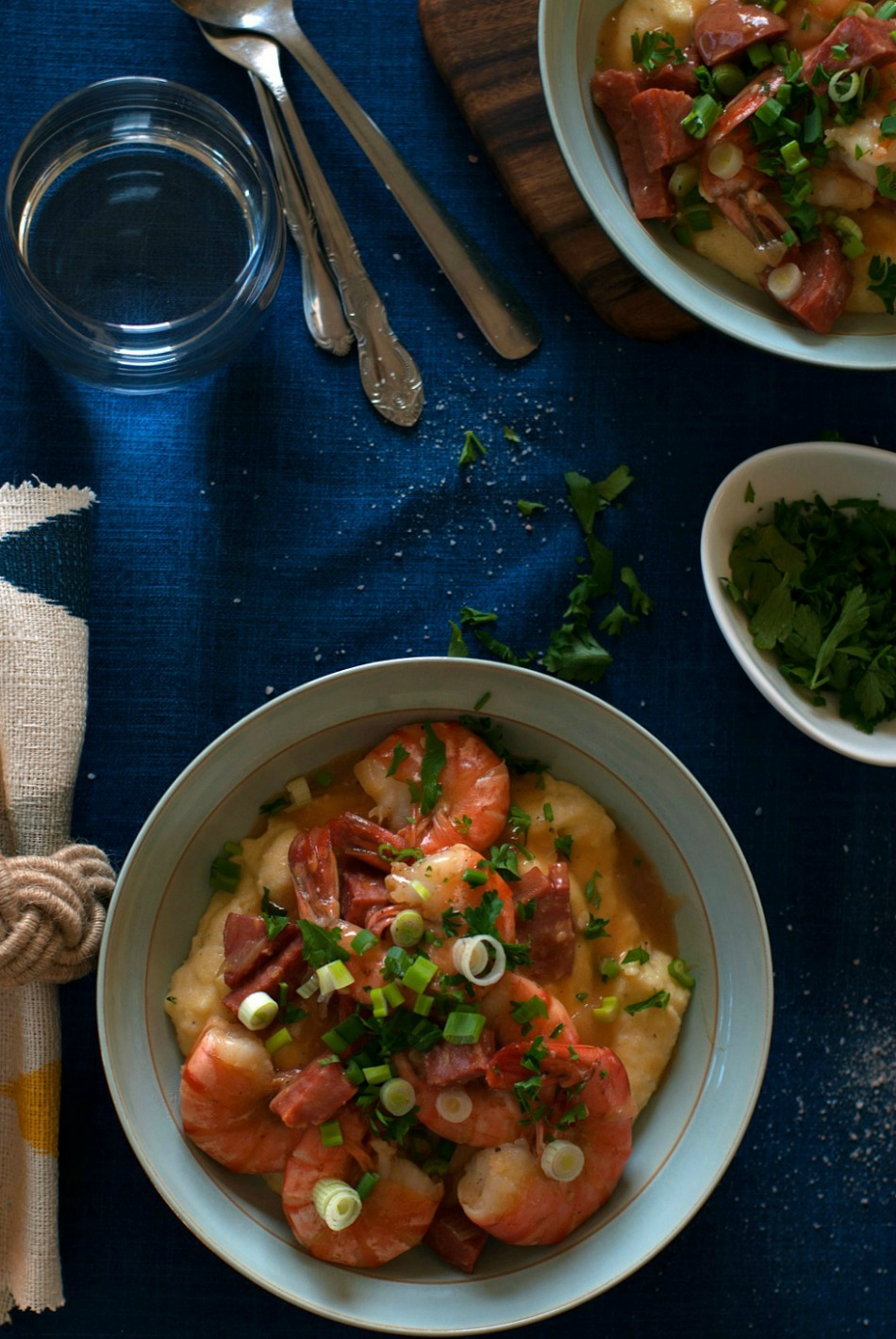 Audrey's Shrimp and Grits