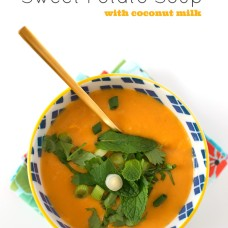 curried sweet potato soup Audrey's