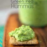 Green Pea Hummus on Cup of Jo