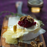 Baked Brie and Merry Christmas