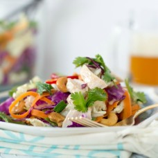 Asian Chicken Salad Giulia Doyle
